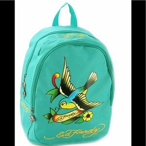 Ed hardy backpack